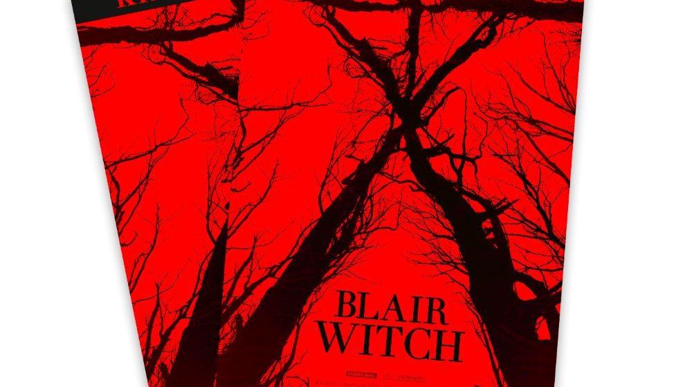 Gewinnt Kino-Freikarten für 'Blair Witch'