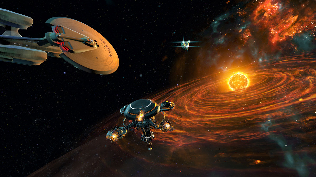 Screenshot aus Star Trek: Bridge Crew