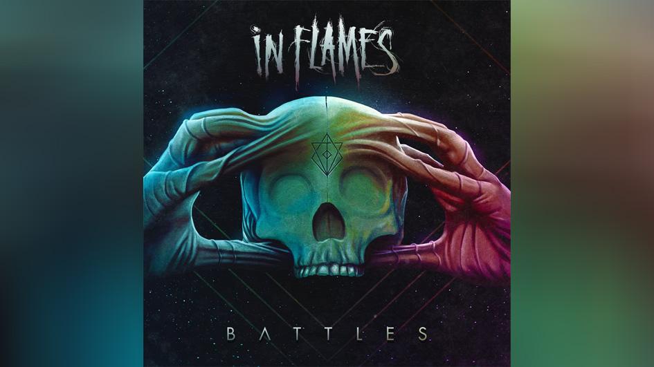 In Flames veröffentlichen am 11.11. BATTLES