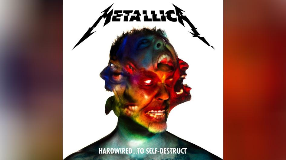 Metallica veröffentlichen am 18.11. HARDWIRED ... TO SELF DESTRUCT.
