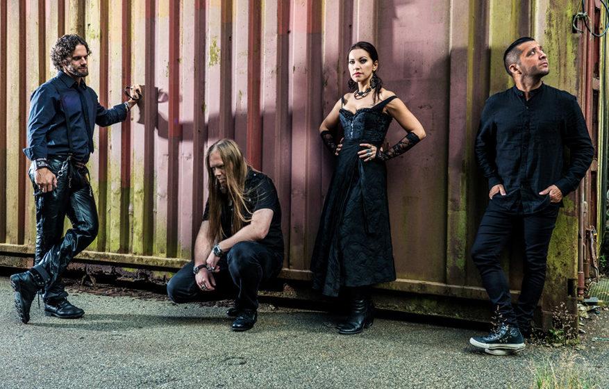 Sirenia Promo 2016
