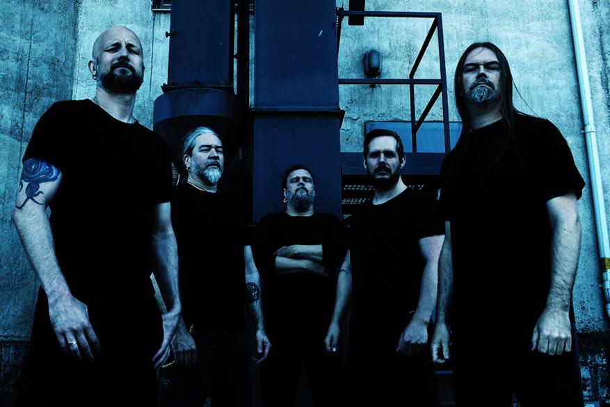 Meshuggah - PR-Foto 2016