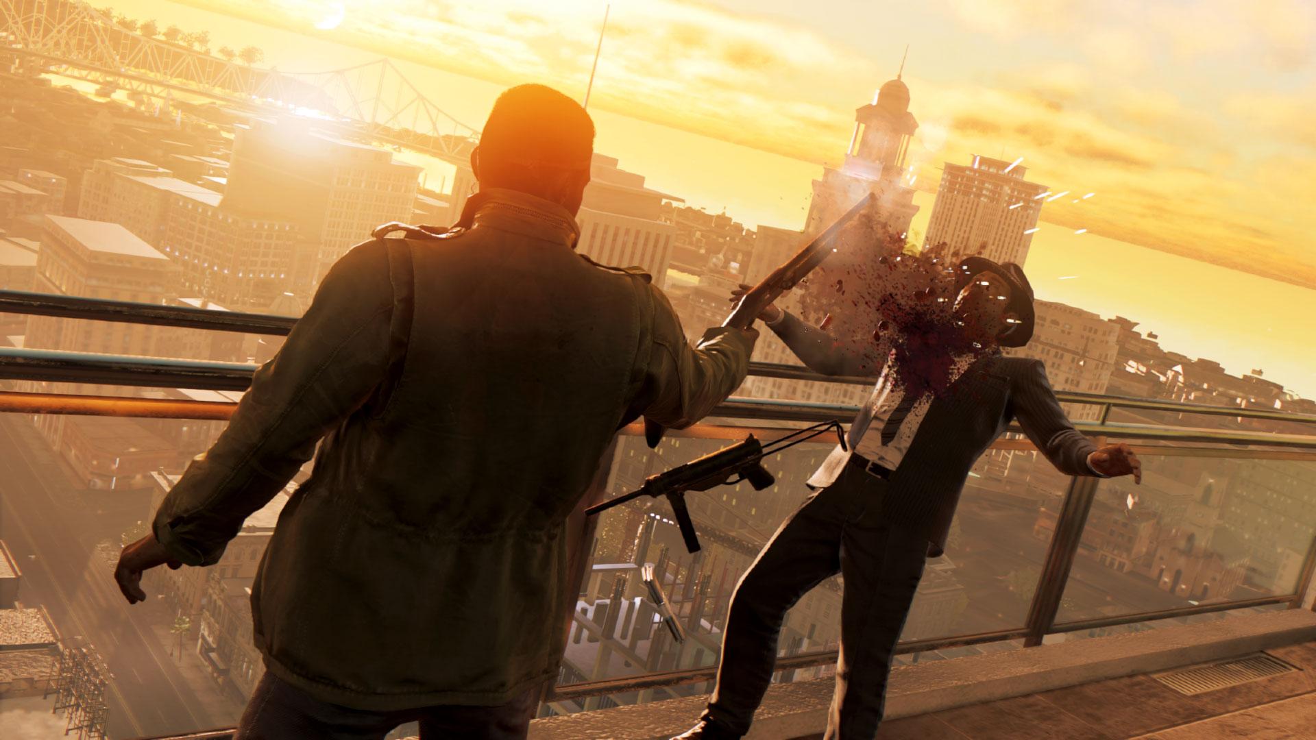 Mafia III geizt nicht mit Gewalt, setzt diese aber auch nicht übertrieben ein.