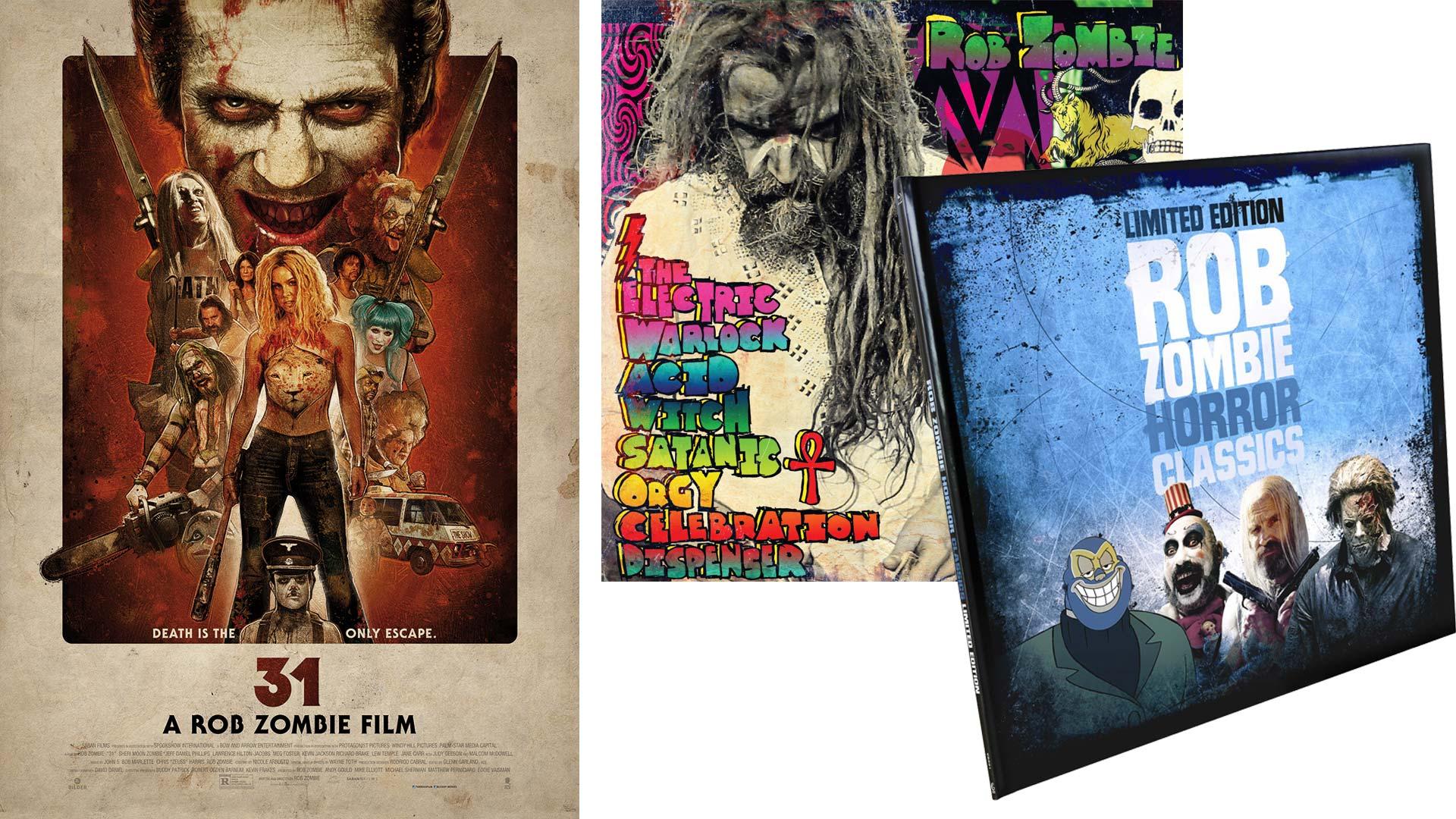 Fanpaket zu '31 - A Rob Zombie Film'