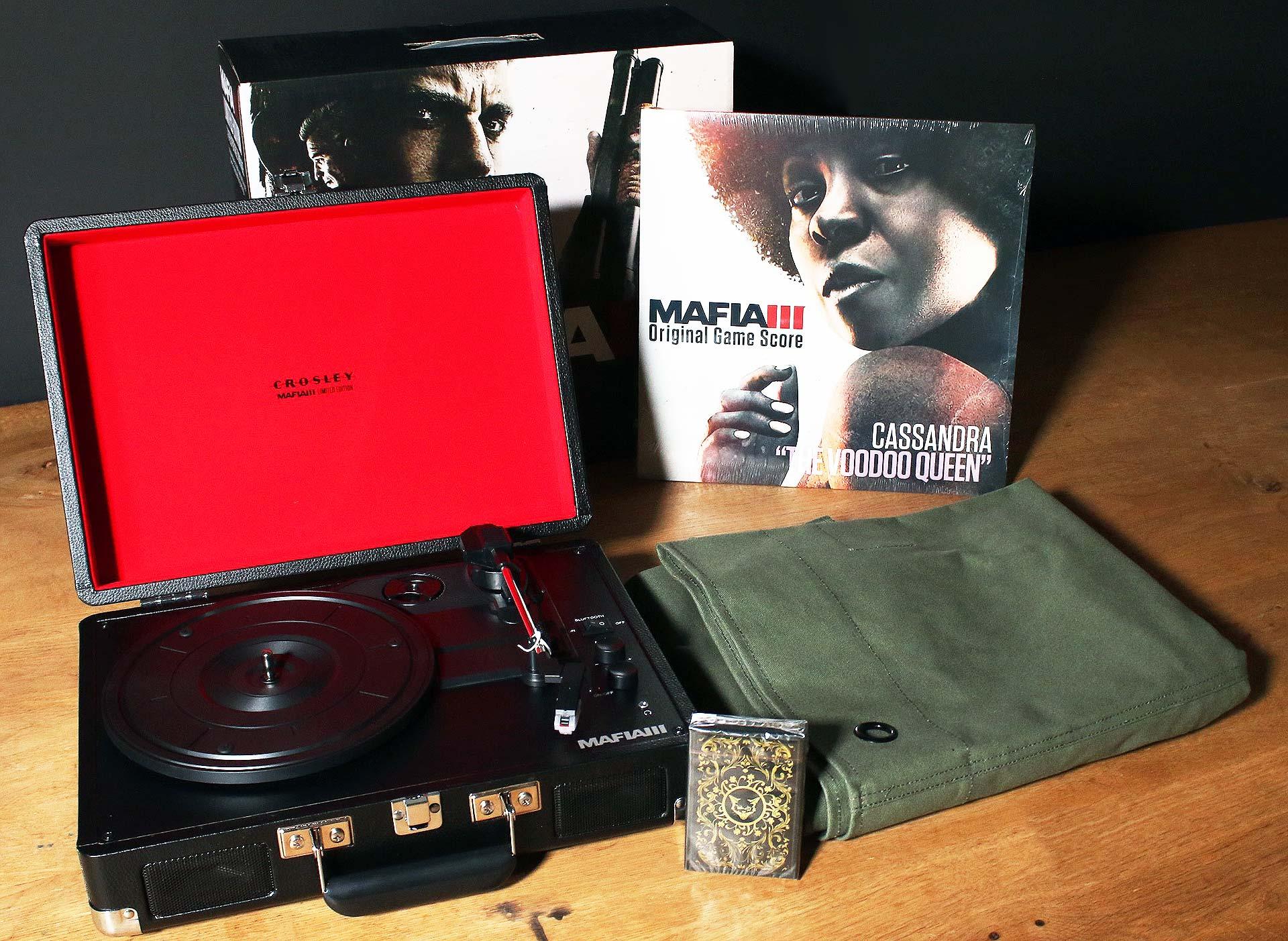 Wir verlosen dieses Fanpaket zu Mafia III