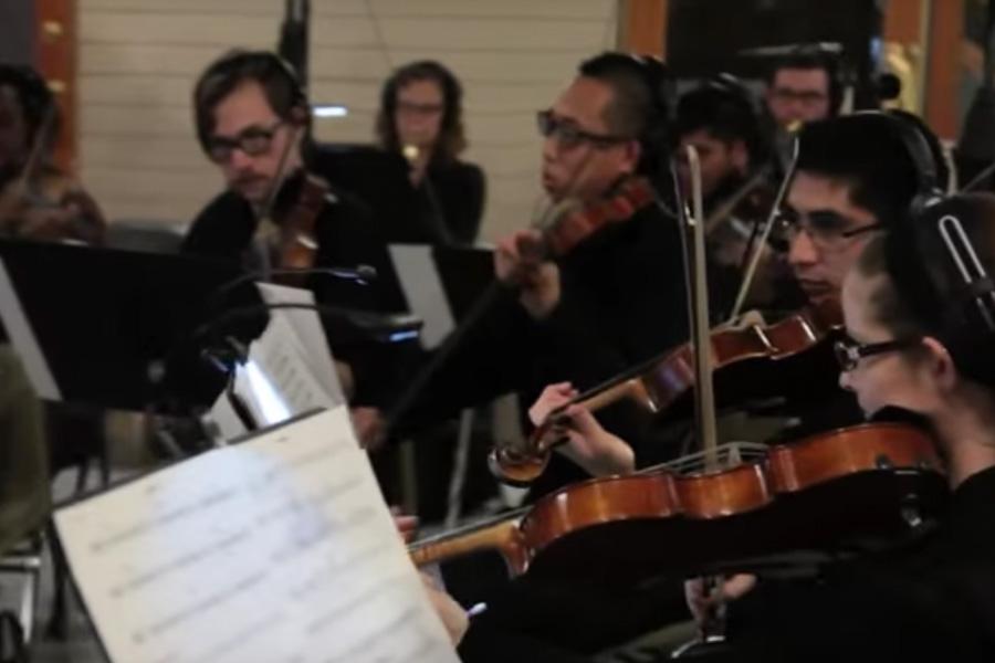 Das Orchester Metamorphestra