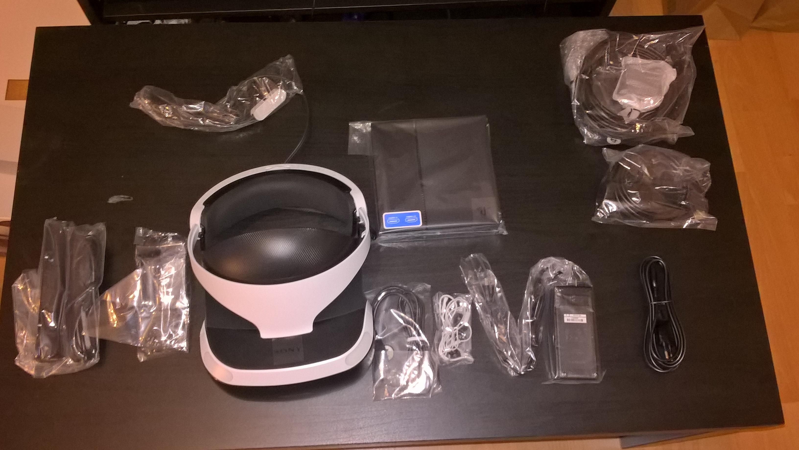 PlayStation VR: Das ist drin