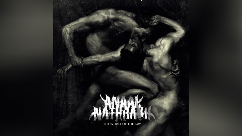 Anaal Nathrakh THE WHOLE OF THE LAW