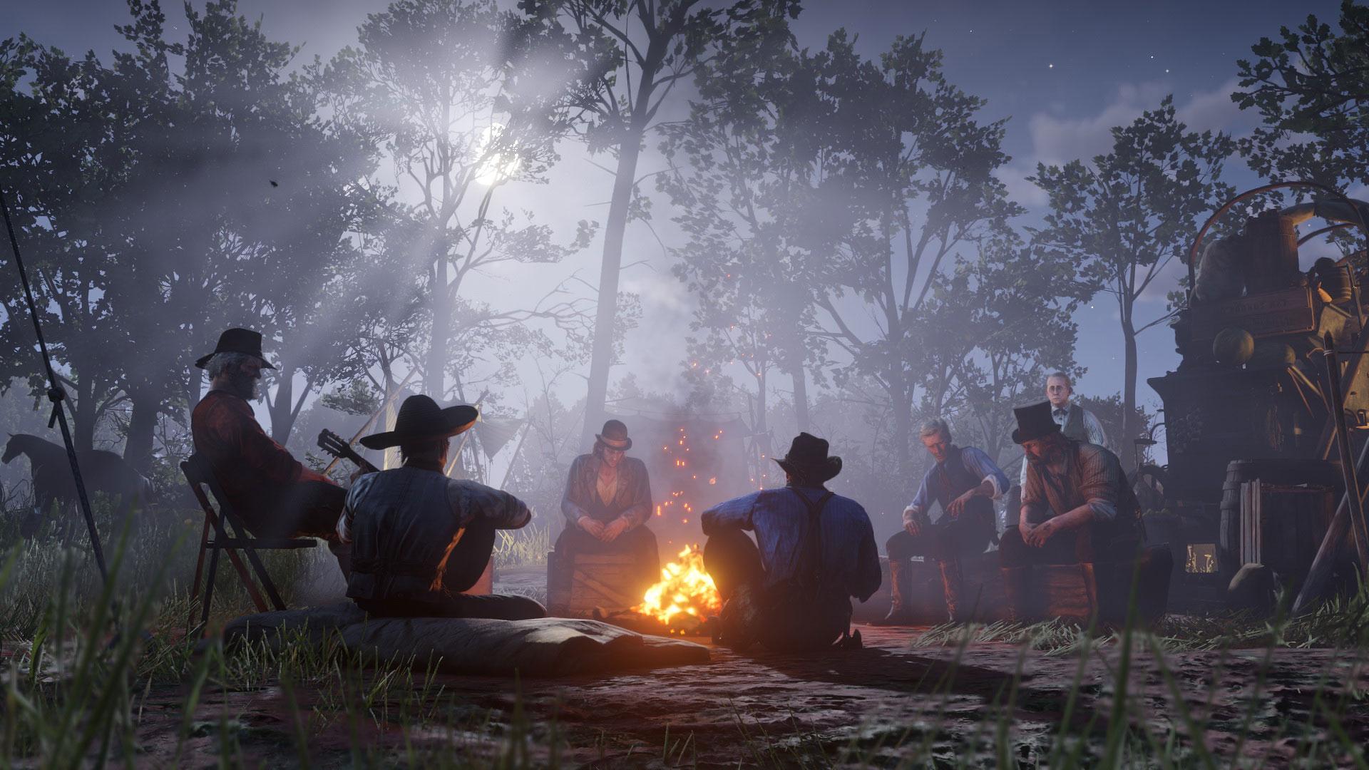 Red Dead Redemption 2 Ganze Karte.Kritik Zu Red Dead Redemption 2 Ps4 Xbox One