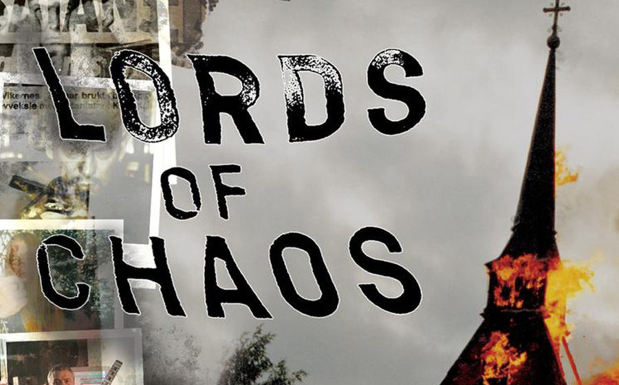 Das Buch LORDS OF CHAOS