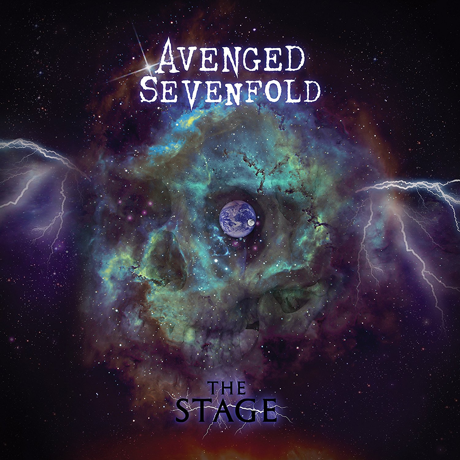 Avenged Sevenfold THE STAGE