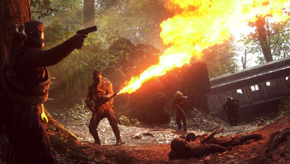 Oft gnadenlos, aber immer fair: Battlefield 1
