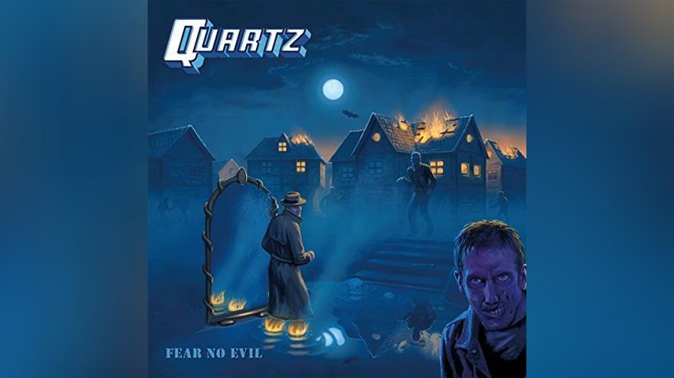 Quartz FEAR NO EVIL