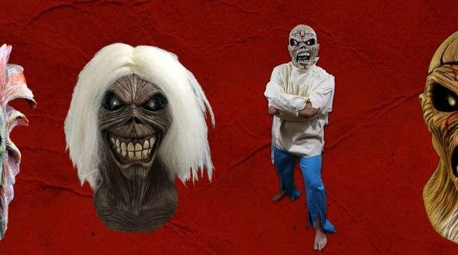 Iron Maiden Eddie Masken Erhaltlich