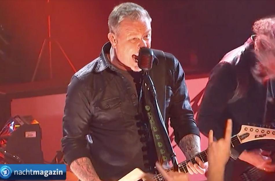 Metallica in Berlin