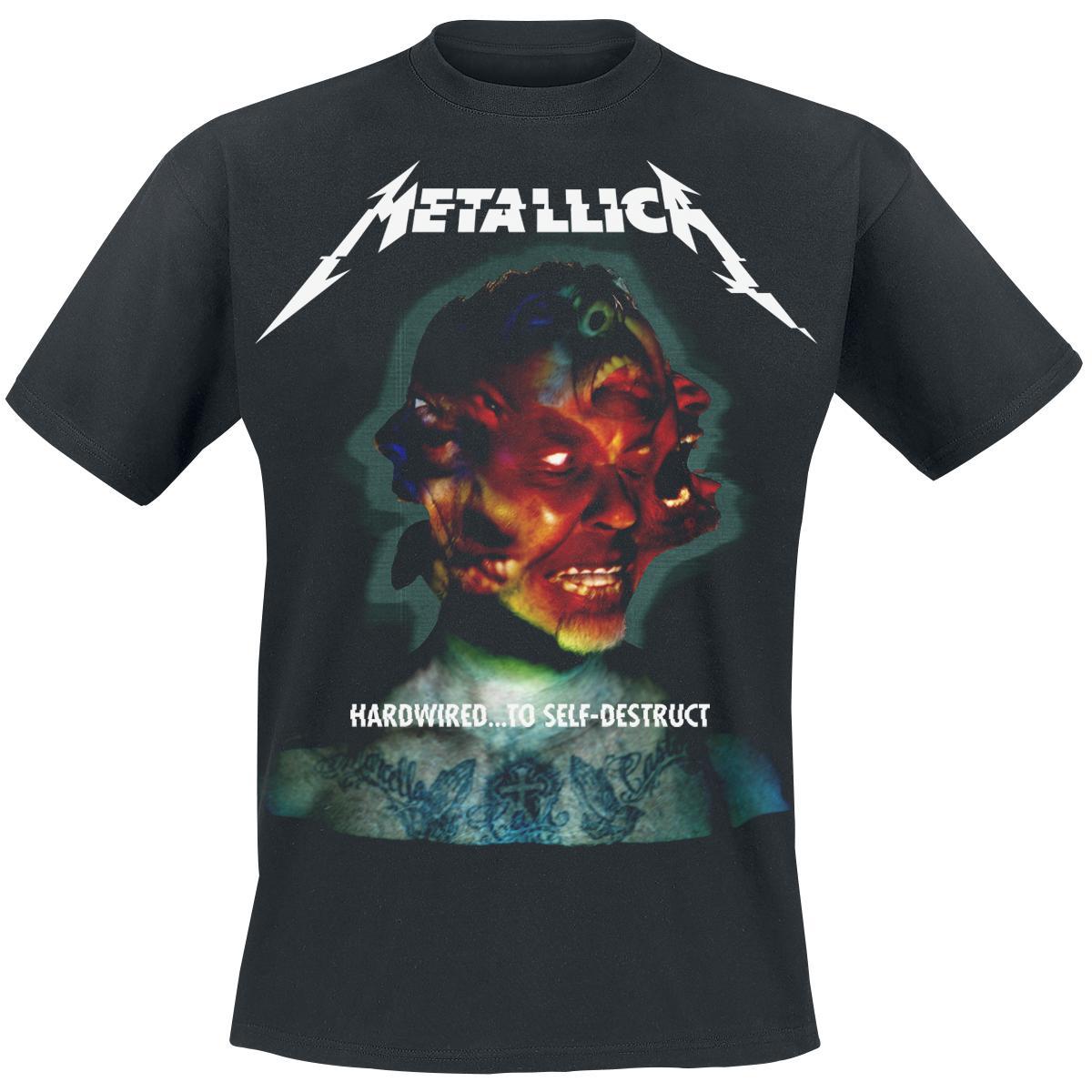Das Beste Merchandise Von Metallica