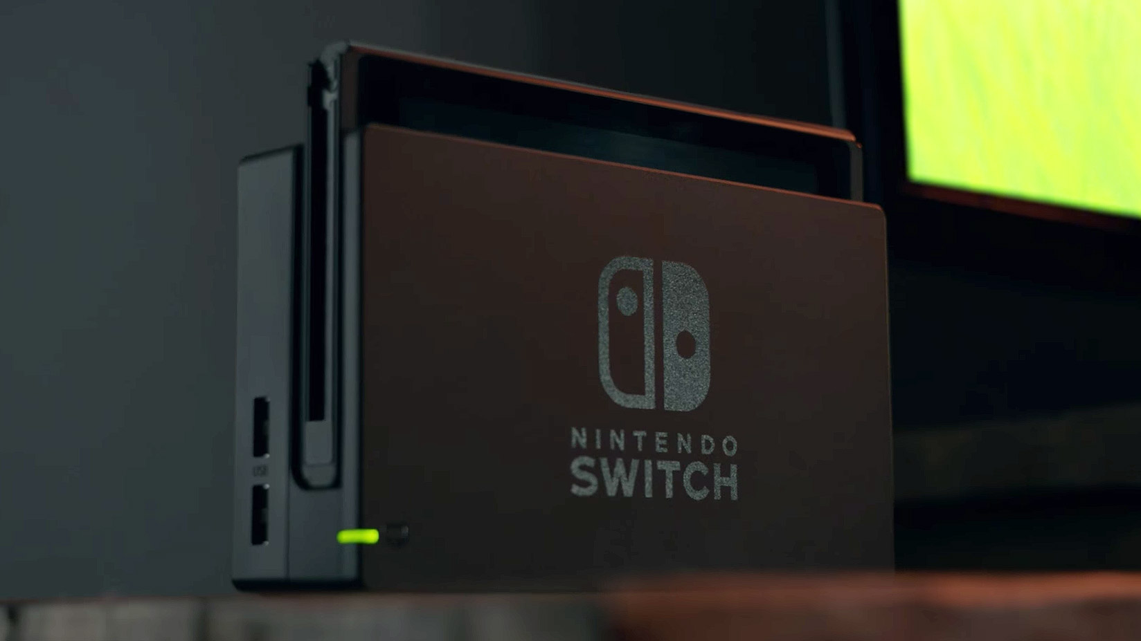 Nintendo Switch: Das stationäre Modul