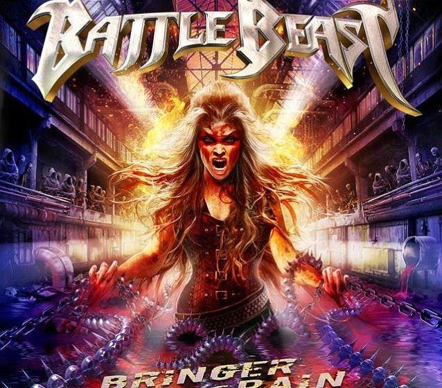 Battle Beast BRINGER OF PAIN