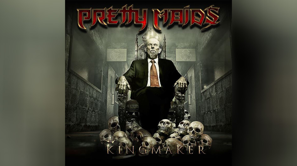 Pretty Maids KINGMAKER