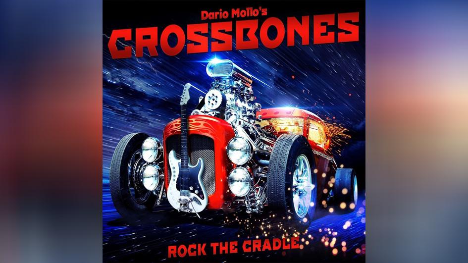 Crossbones, Dario Mollo's ROCK THE CRADLE