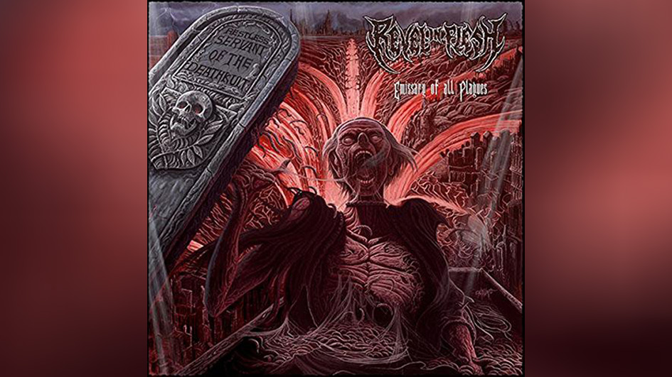 Revel In Flesh EMISSARY OF ALL PLAGUES