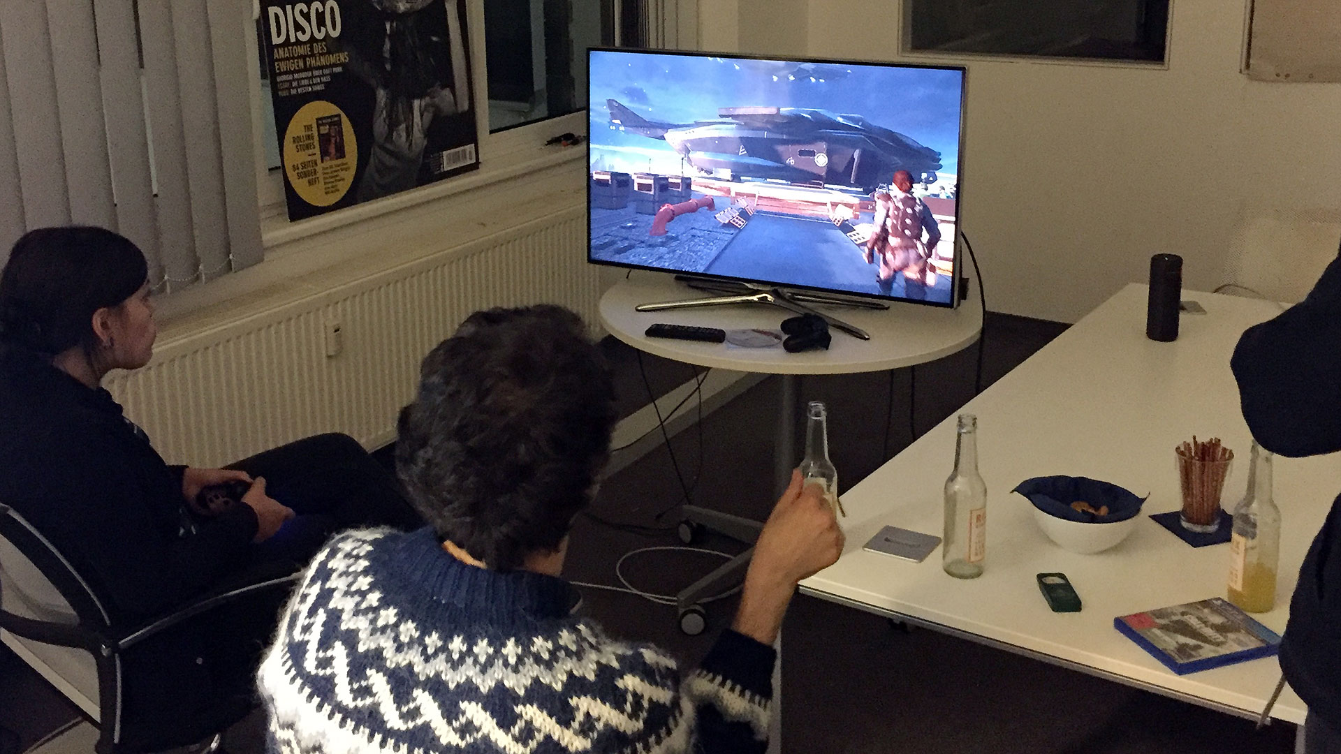 Team METAL HAMMER spielt Call Of Duty: Infinite Warfare