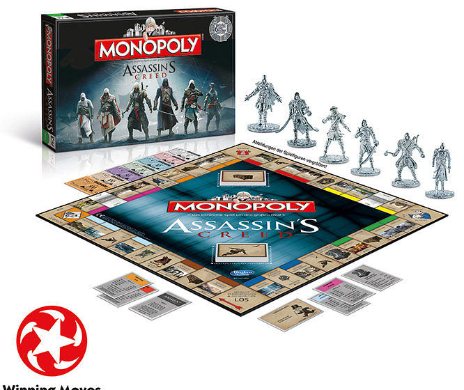 Assassin's Creed-Monopoly
