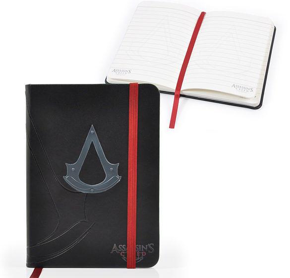 Assassin's Creed-Notizbuch