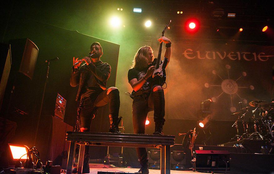 Eluveitie, Eisheilige Nacht, Bochum, Ruhrcongress