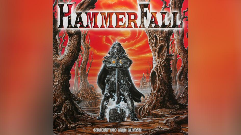 Hammerfall GLORY TO THE BRAVE