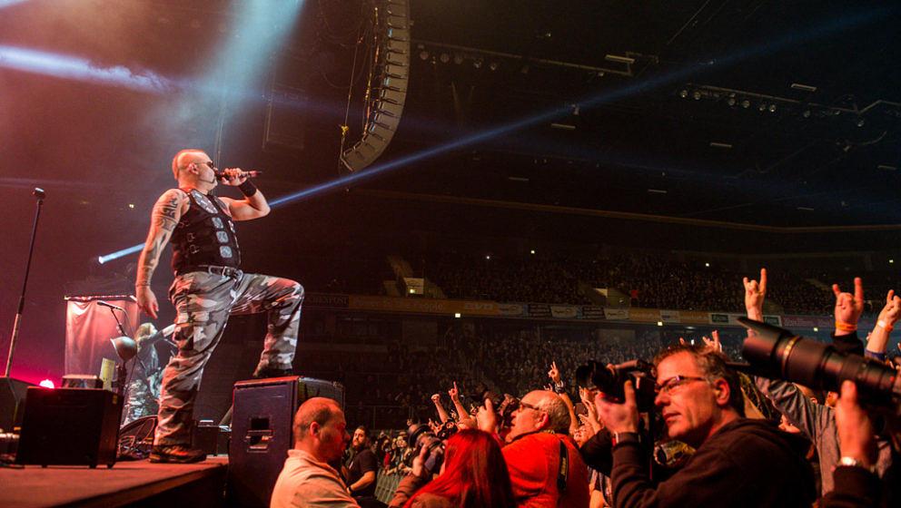 Sabaton @ Koenig Pilsener Arena, Januar 2017
