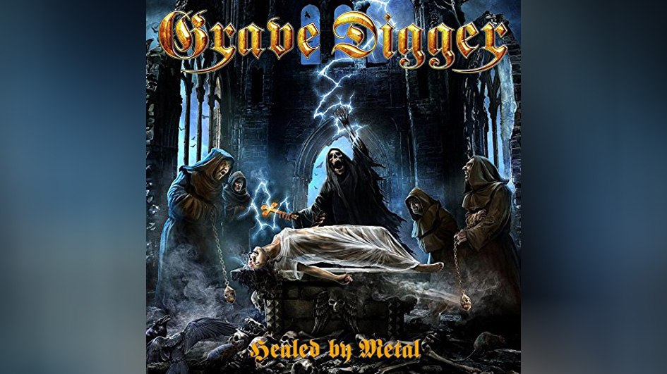 Grave Digger HEALED BY METAL