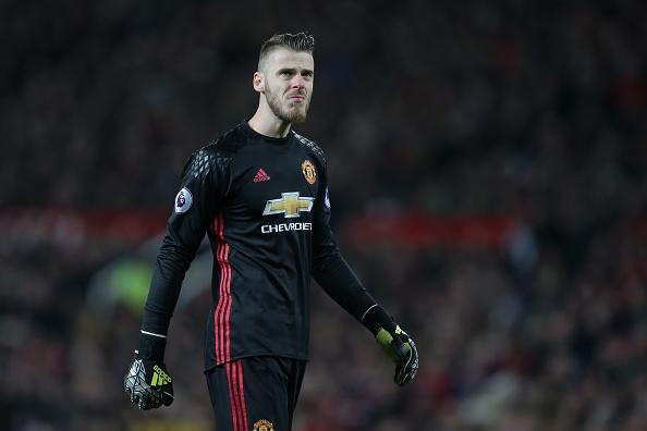 Manchester United-Torwart David De Gea