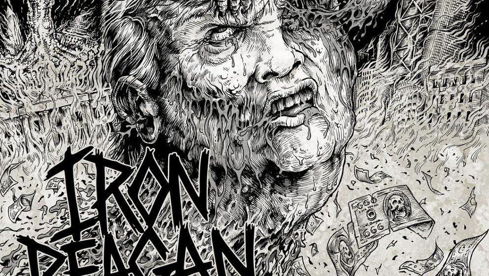 Cover der 30. Ausgabe des US-Amerikanischen New Noise Magazin.
