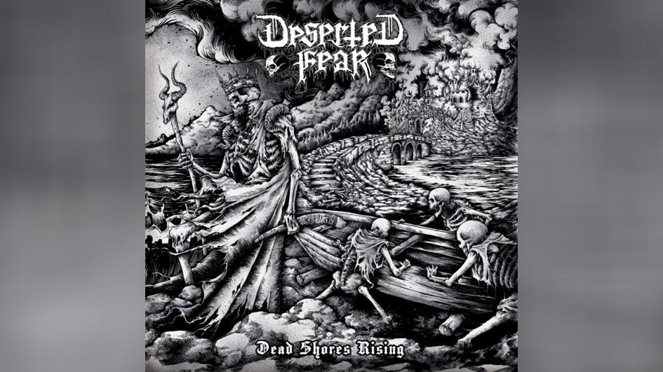 Deserted Fear DEAD SHORE RISING