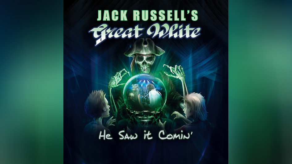 Great White, Jack Russell's HE SAW IT COMING