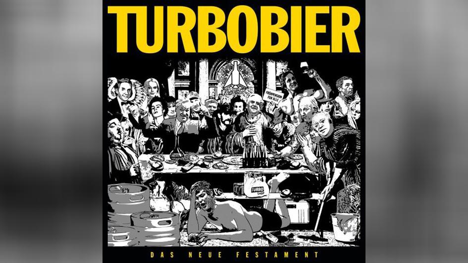 Turbobier DAS NEUE FESTAMENT