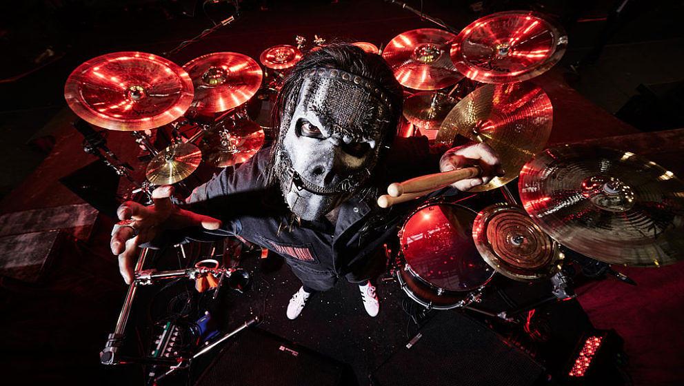 Slipknot-Drummer Jay Weinberg, 2016