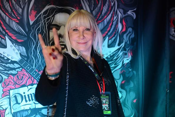 Wendy Dio: Die Witwe verfügt über die Rechte am Erbe der Metal-Legende.