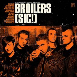 Platz 10: Broilers [SIC!]