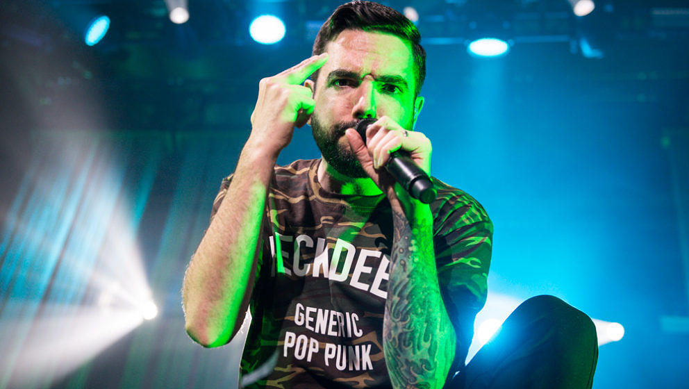 A Day To Remember @ Palladium Kšln, Februar 2017