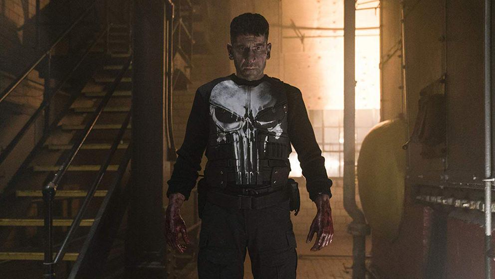 The Punisher lässt auf seinem Rachefeldzug das Blut spritzen.