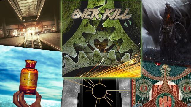 Die Metal-Alben der Woche vom 10.02.2017