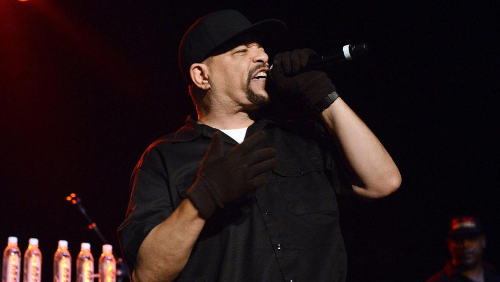 Ice-T bei einem Live-Auftritt im Jahr 2016