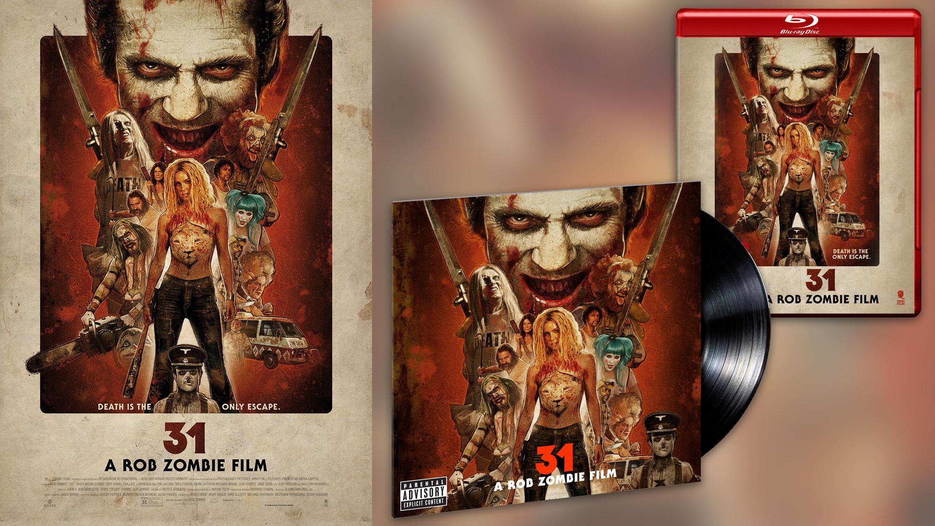 """31 - A Rob Zombie Film"": Fanpaket"