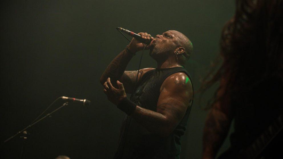 Sepultura @ÊGrugahalle Essen, MŠrz 2017
