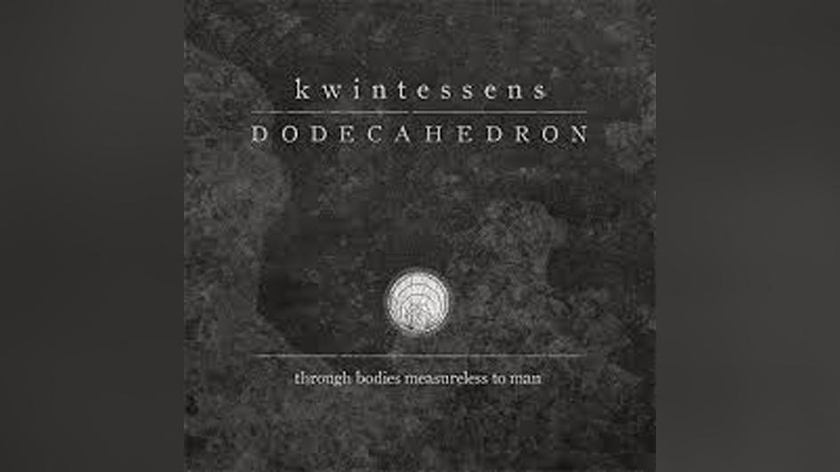 Dodecahedron KWINTESSENS