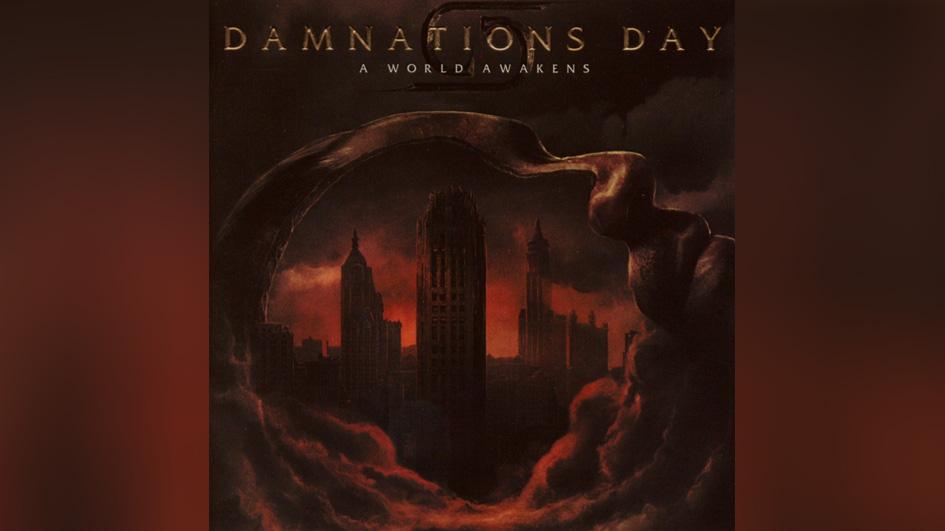 Damnations Days A WORLD AWAKENS