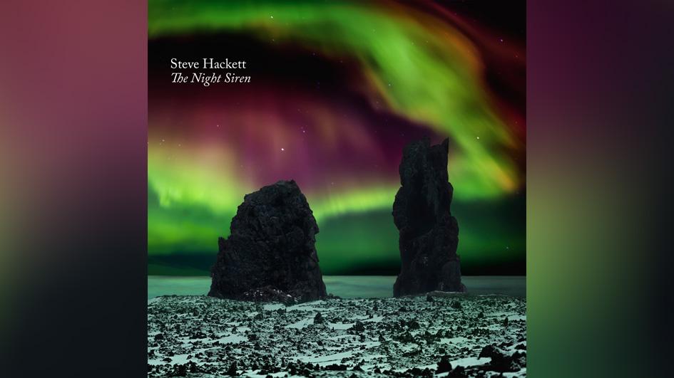 Hackett, Steve THE NIGHT SIREN
