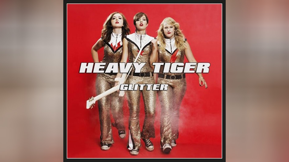 Heavy Tiger GLITTER